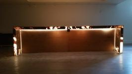 Custom LED Onyx Bars