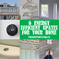 6 Energy Efficient Updates for Your Home