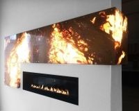 Bring your projects alive with LED backlit Onyx.