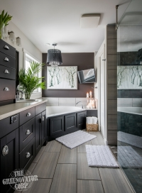 Master Bath Design/Build